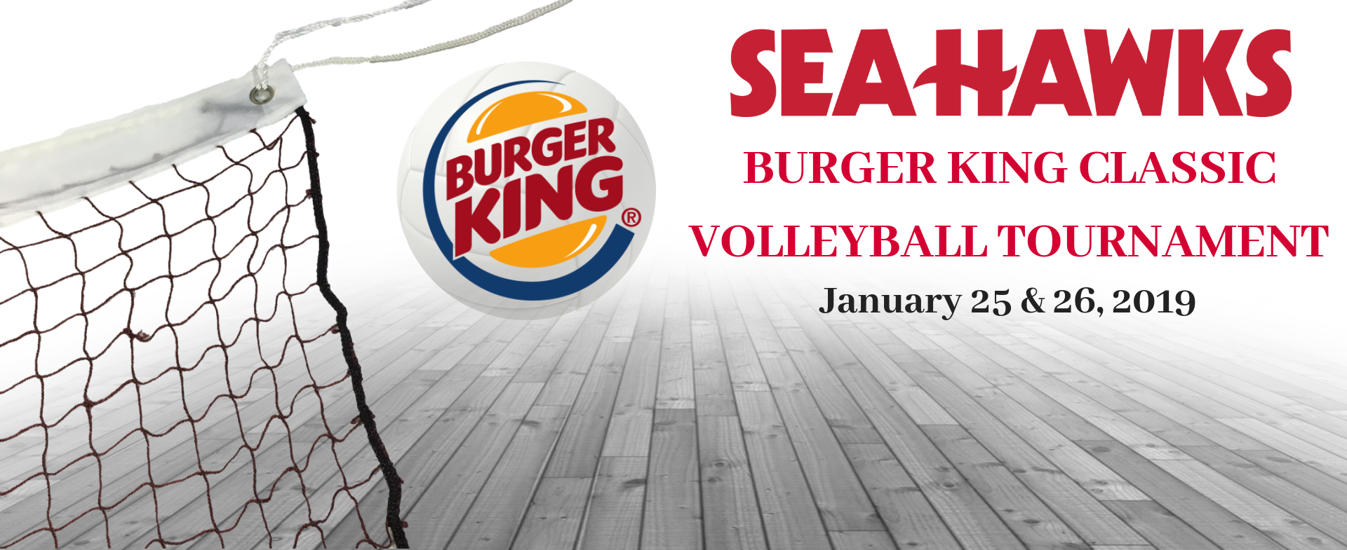 Burger King Classic Volleyball Tournament