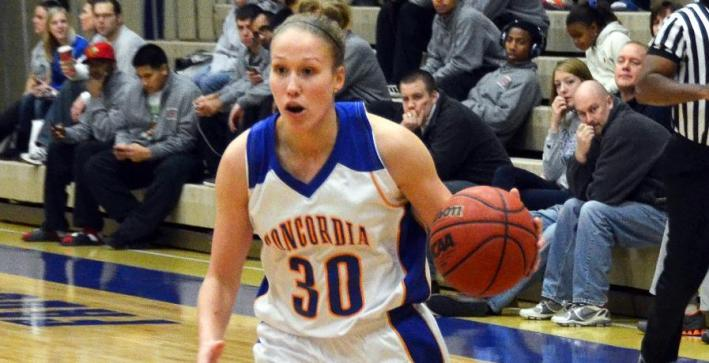 Luethe named NAC Women's Basketball Student-Athlete of the Week