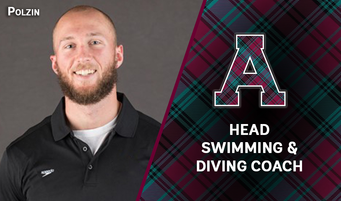 Polzin Returns to Alma as Head Swimming and Diving Coach