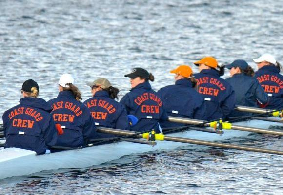 Women's rowing finishes third at UConn Invitational