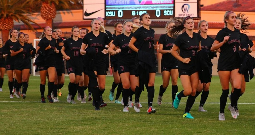 No. 9 Women's Soccer Falls at No. 8 Texas A&M on Sunday