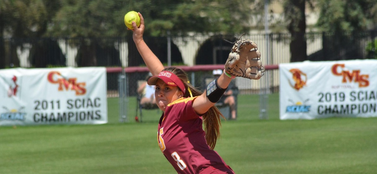 Lauren Richards earns complete game victory to help keep the Athenas SCIAC Tournament Championship hopes alive.