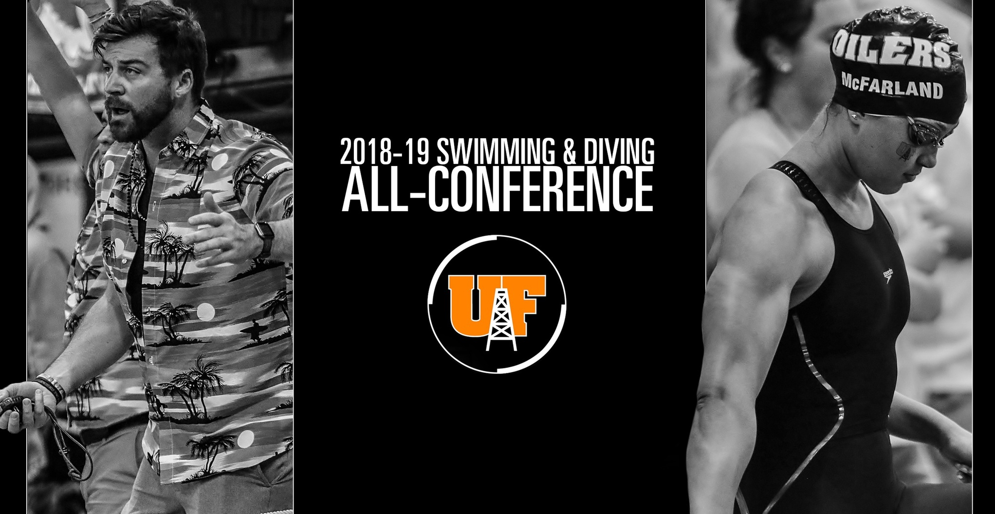 Oilers Earn 25 All-Conference Honors | McFarland is Freshman of the Year