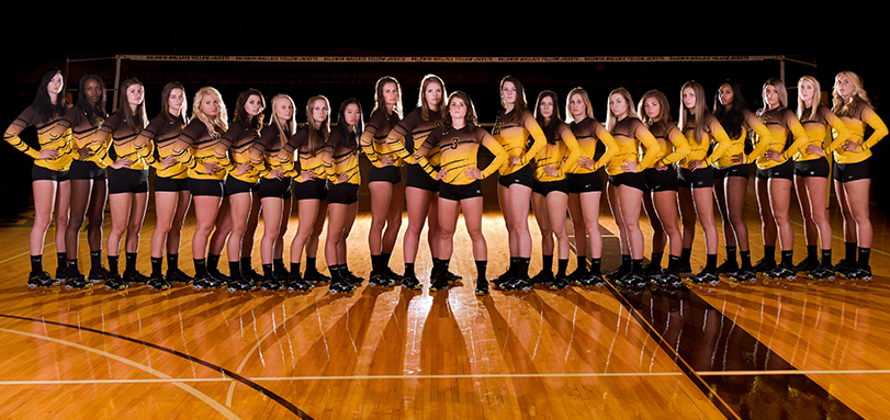 2017 BW Volleyball