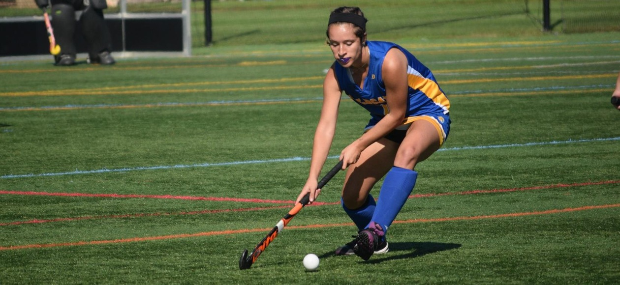 Johnson & Wales Field Hockey Falls to New England College 6-1