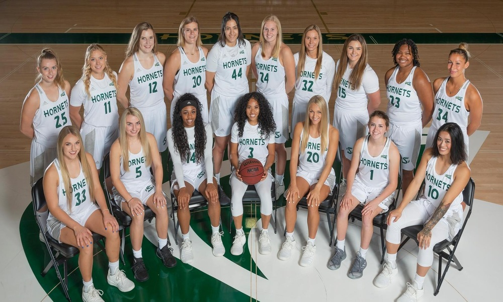 WOMEN'S BASKETBALL OPENS 2018-19 SEASON WITH EXHIBITION GAME MONDAY AT 7