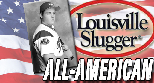 Freshman Zach Stephens honored as All-American by Collegiate Baseball