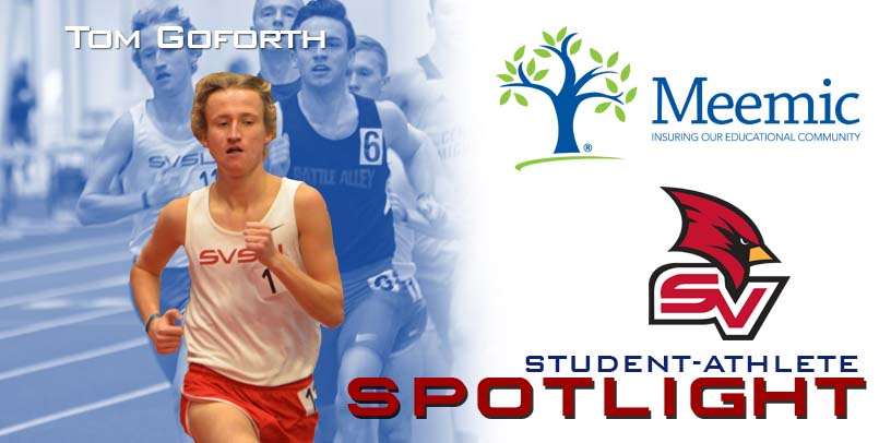Meemic Insurance Student-Athlete Spotlight - Tom Goforth