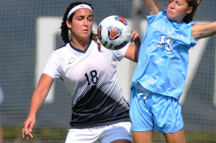 Women's Soccer: Raiders bested by Johnson & Wales