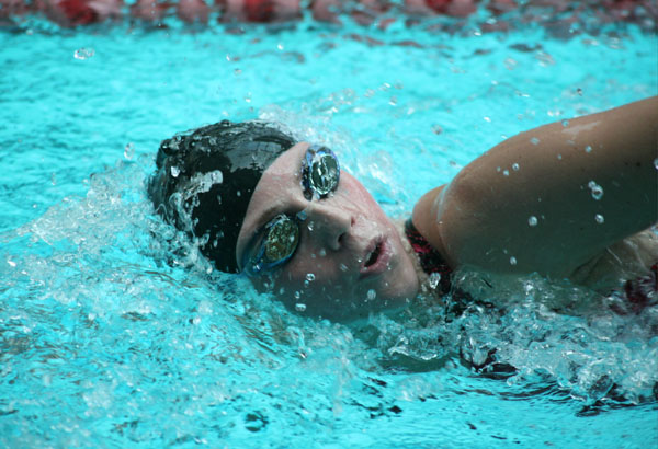 Swimming: Panther teams swim at Mars Hill and Warren Wilson