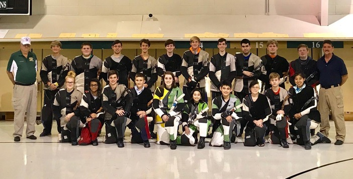 Ware Rifle Team Captures 90th Consecutive Match