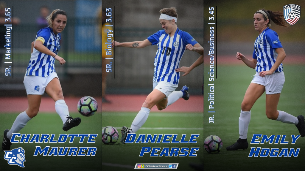 Three Blue Devils Make Scholar All-East Region Team