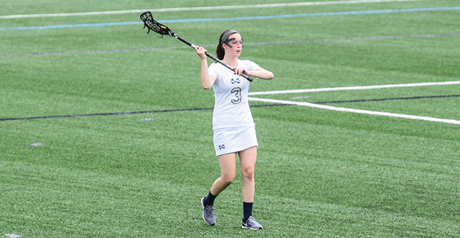 Moravian Runs Past SUNY Purchase with 20 Goals in Non-Conference Action