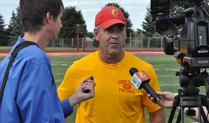 Ferris State Football Media & Photo Day Set For August 23