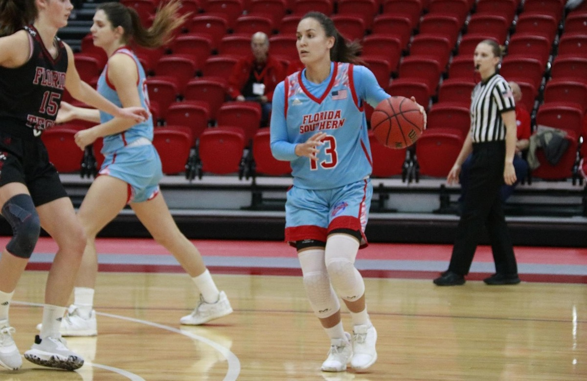 Jenike, Aranda Spark Southern Women's Basketball Team to Win over Local Rival Rollins, 74-59