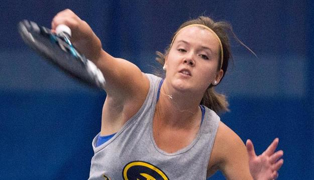Women's Tennis Downed by Elon