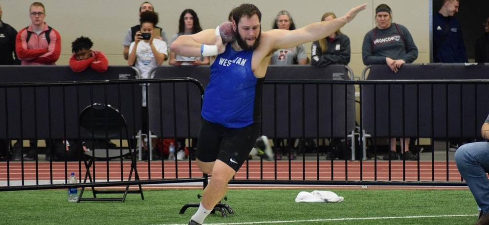Jenkins provisionally qualifies as DWU competes at Friends Spring Open