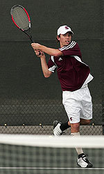 Bronco Men's Tennis Opens Dual Season On Saturday At Home