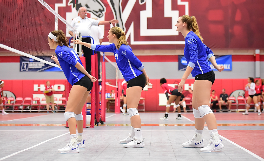 Four Games Slated for Volleyball - Week 6 Match Notes