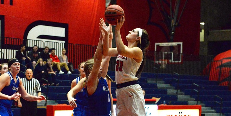 Settingsgaard's Career Night Not Enough as SVSU Falls to Hillsdale in Regional Action