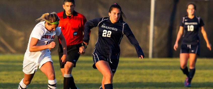 #17 women's soccer suffers second-straight road loss, 4-0, at Bowdoin
