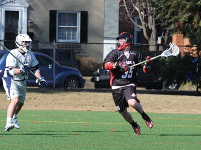 CUA downs Guilford 12-8 in North Carolina