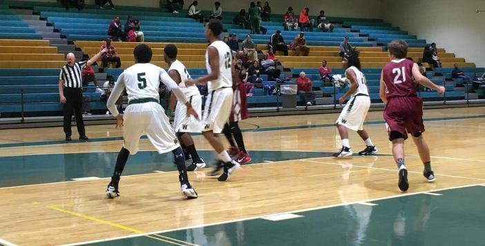 Gators Rout Bradwell on the Road, 80-67