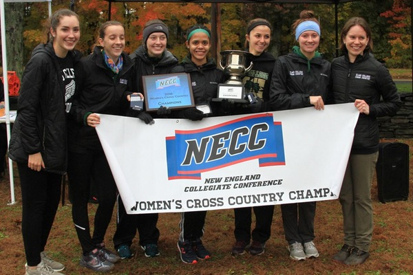 Blazer Women Claim 2018 NECC Cross Country Championship; Men 3rd