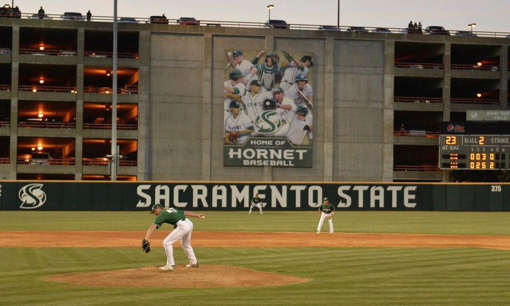BASEBALL ALLOWS JUST TWO HITS IN 4-1 WIN OVER CAL TUESDAY NIGHT
