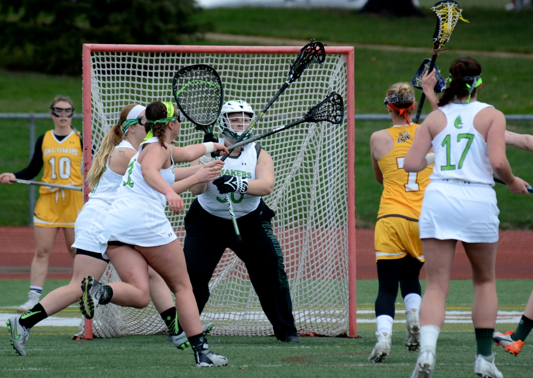 Women's Lacrosse Takes on Ohio Northern Wednesday