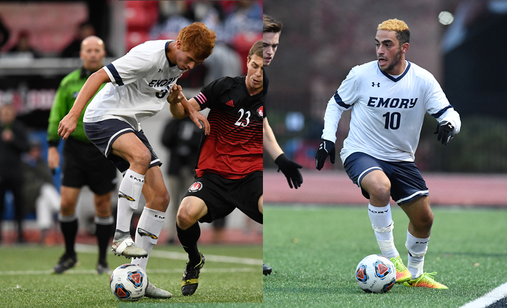 McCartney, Khattab Named to United Soccer Coaches All-South Atlantic Region Teams