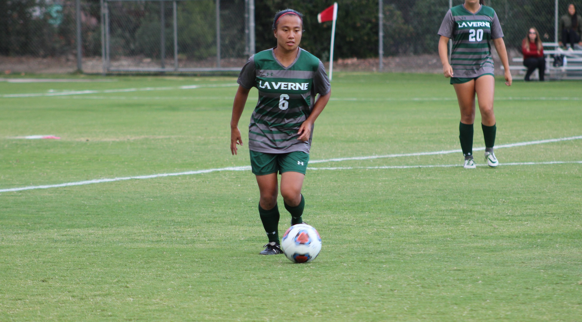 Women's Soccer ties CMS on the road