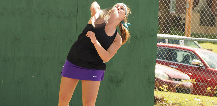 LeTourneau Women's Tennis Tops Lady Eagles