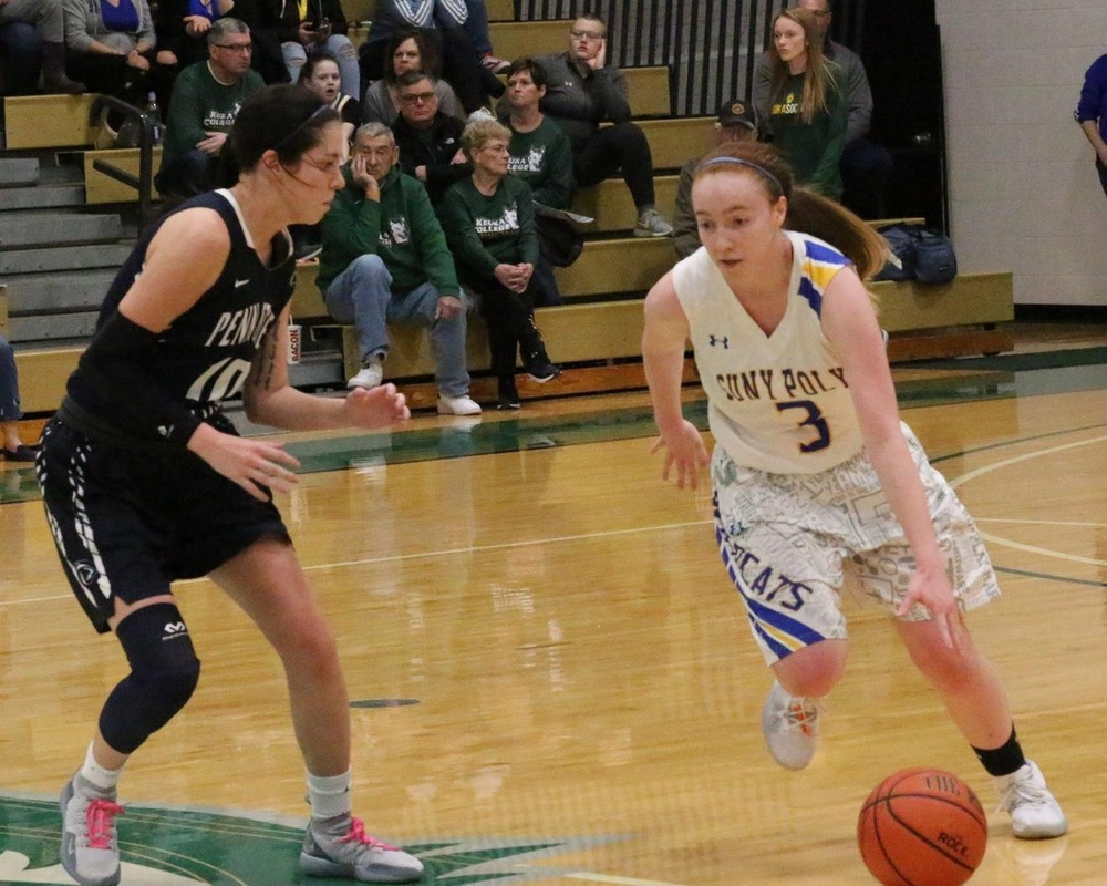 WBB: Wildcats Advance to NEAC Championship With Convincing Win Over Abington.