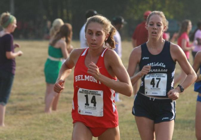 Women's Cross Country Wins Evansville Invite
