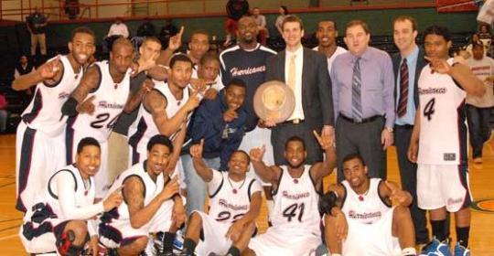 The Louisburg College Hurricanes Win 2011 NJCAA Region X Tournament - Louisburg