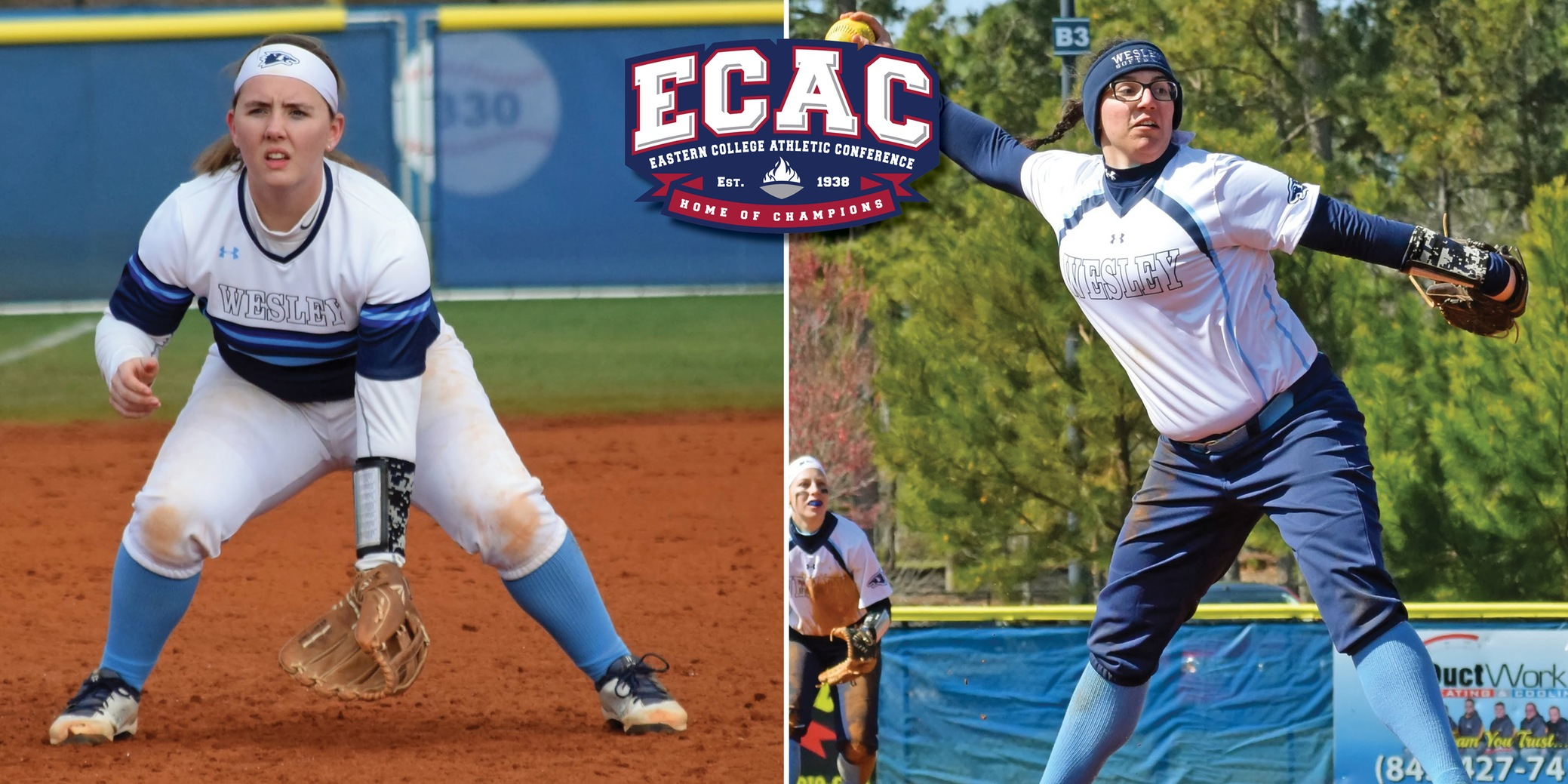Royer, Loukopoulos awarded ECAC Players of the Week