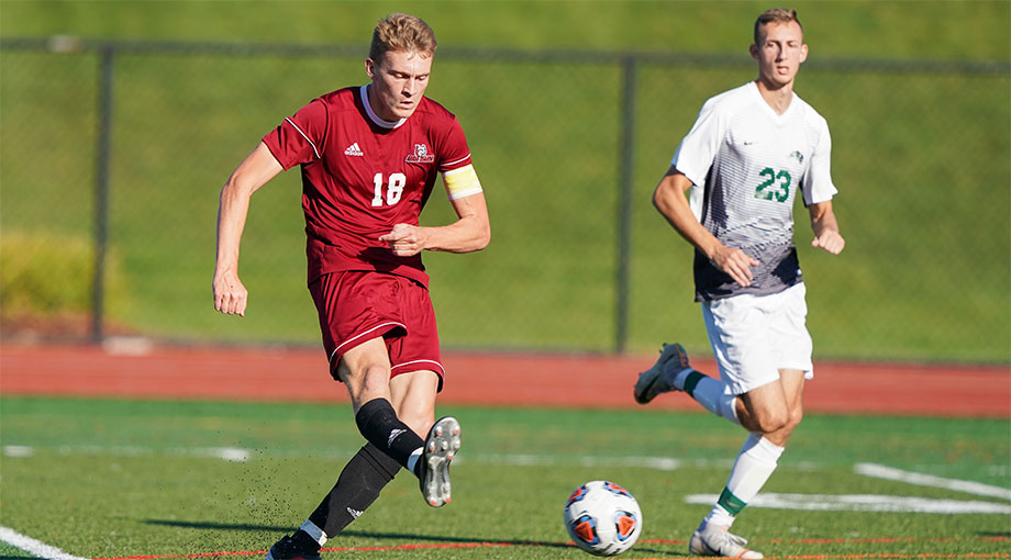 Fisher Clips Men's Soccer, 4-0