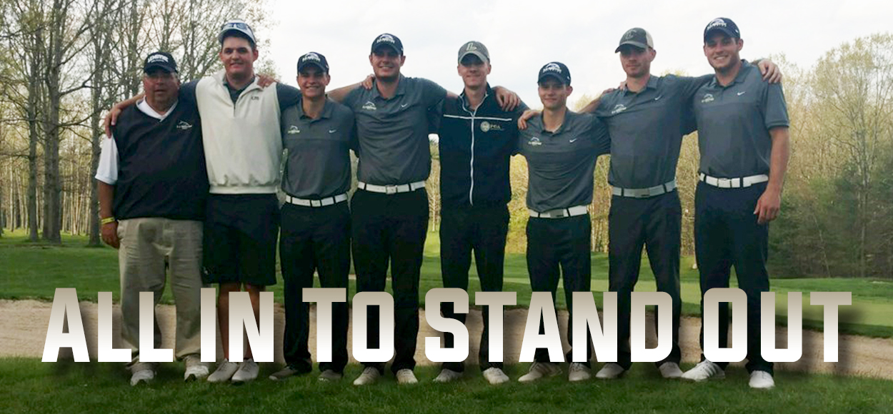 Le Moyne Men's Team, Franklin Pierce's Morrison Qualify for Upcoming NCAA Golf Championships