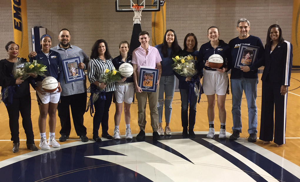 Emory Women's Basketball Rolls To Senior Day Win Over Rochester
