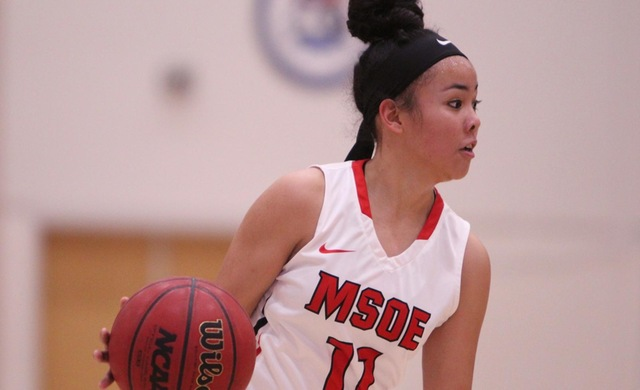 Women's Basketball Can't Hold Off Lakeland