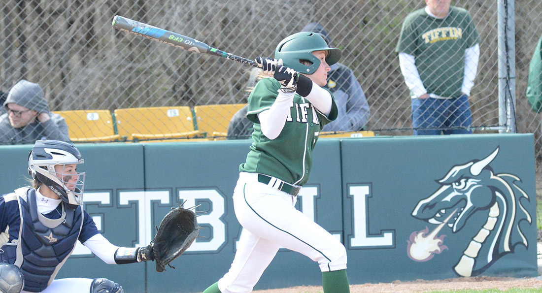 Libby Crow had 3 hits and 2 RBI against Bloomfield.