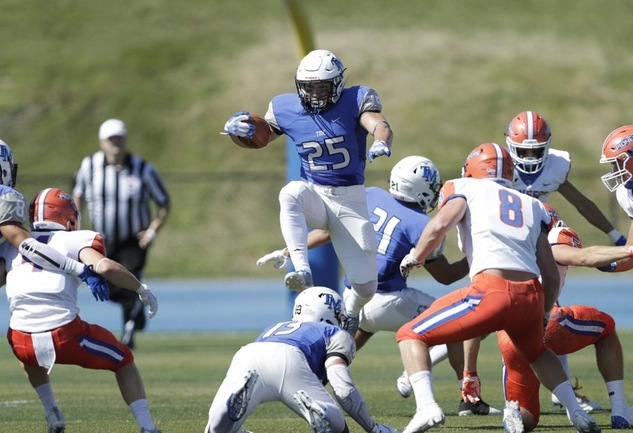 Thomas More Upsets No. 16 Wisconsin-Platteville, 35-28