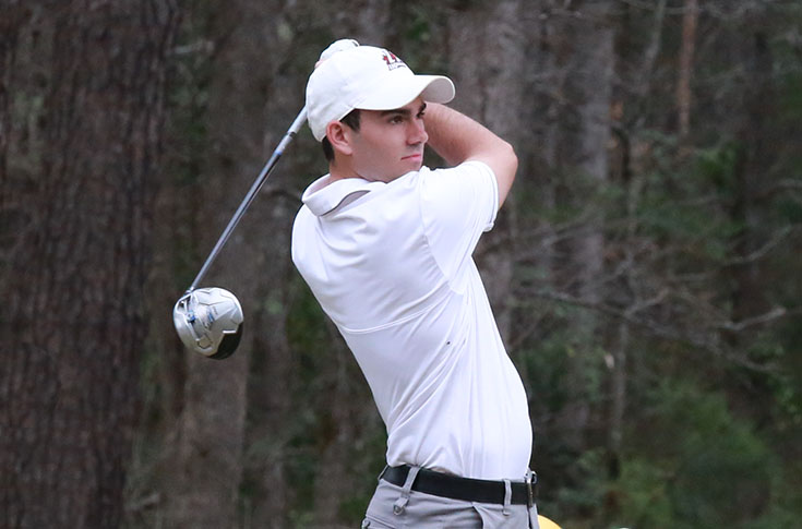 Golf: Logan Lanier moves up to No. 1 in Golfstat Division III player rankings