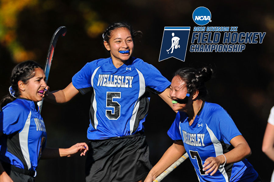 Field Hockey Advances To NCAA Quarterfinals with 3-0 Win Over UNE
