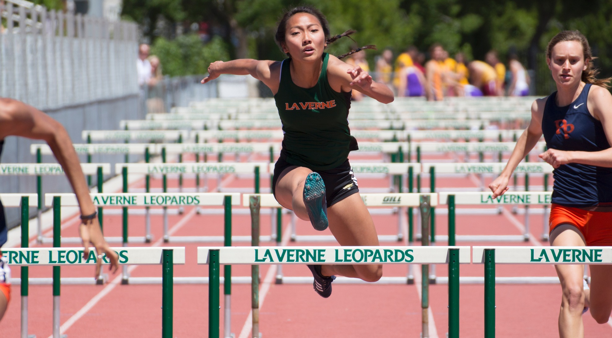 Lee Kim, Portillo record personal records at Rossi Relays