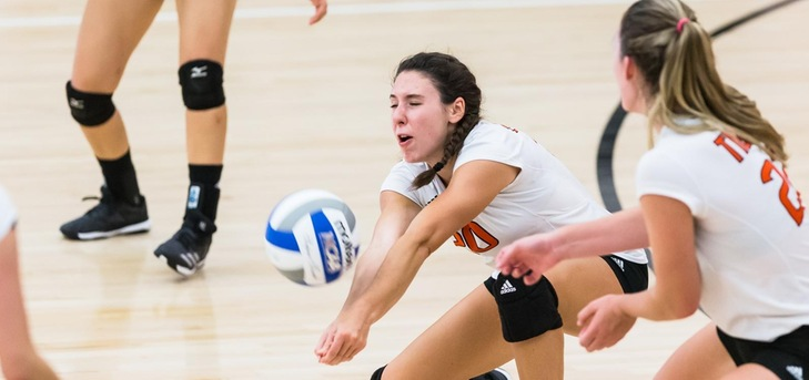 Oxy Volleybal Goes 3-1 in Texas