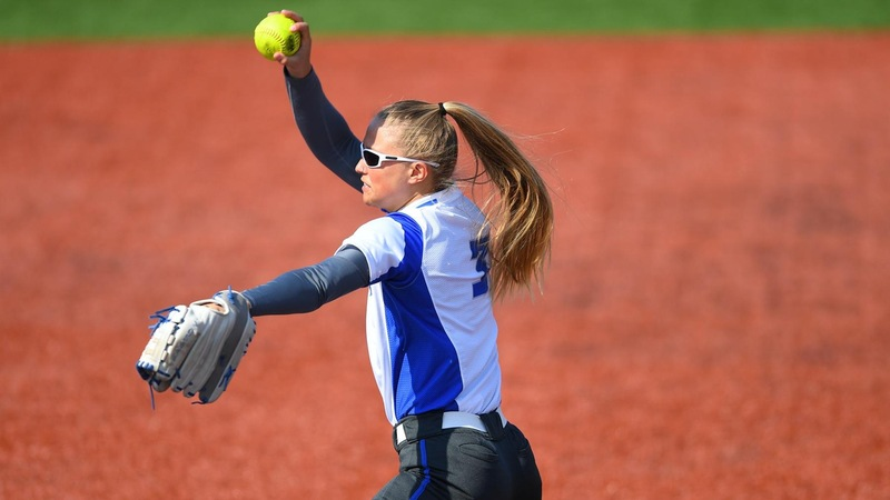 Softball Wins Over Massachusetts 6-4, Wednesday