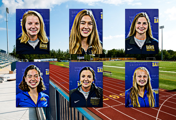 Six Saints Named Scholar Athlete, Team Honored as Well