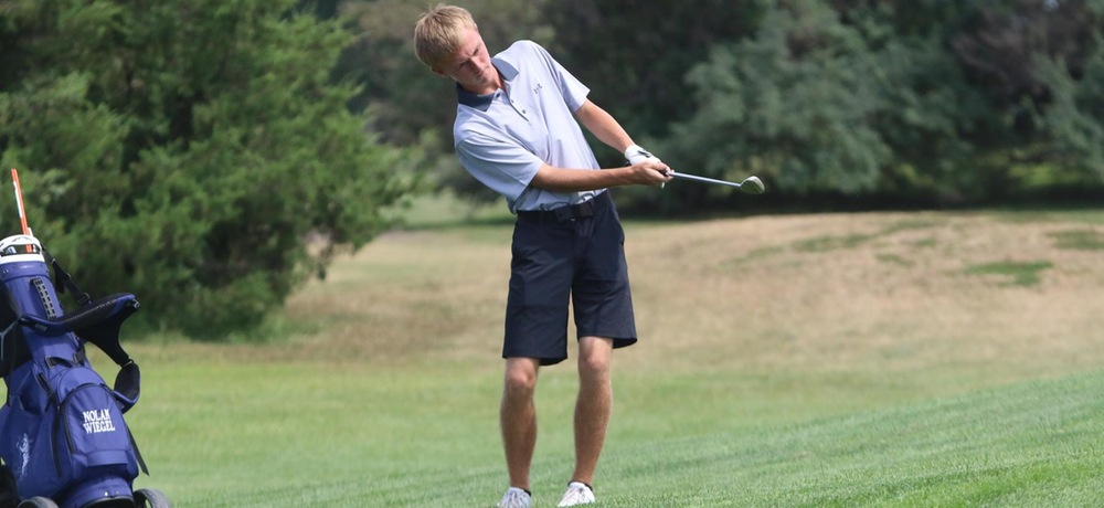 Wiegel tied for second at GPAC Fall Qualifier